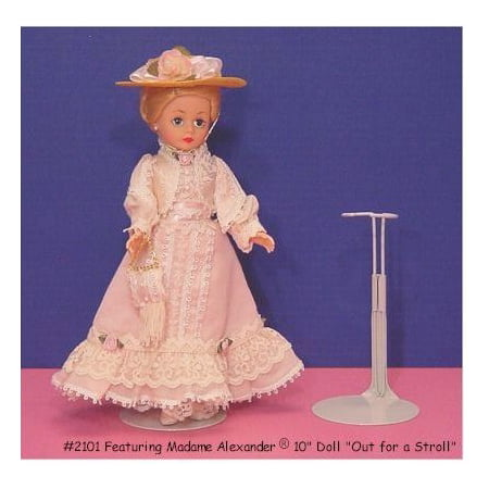 Metal Doll Stand For Dolls 8 To 14 Inches Tall
