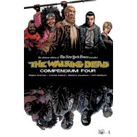 The Walking Dead Compendium Volume 4 (Paperback)