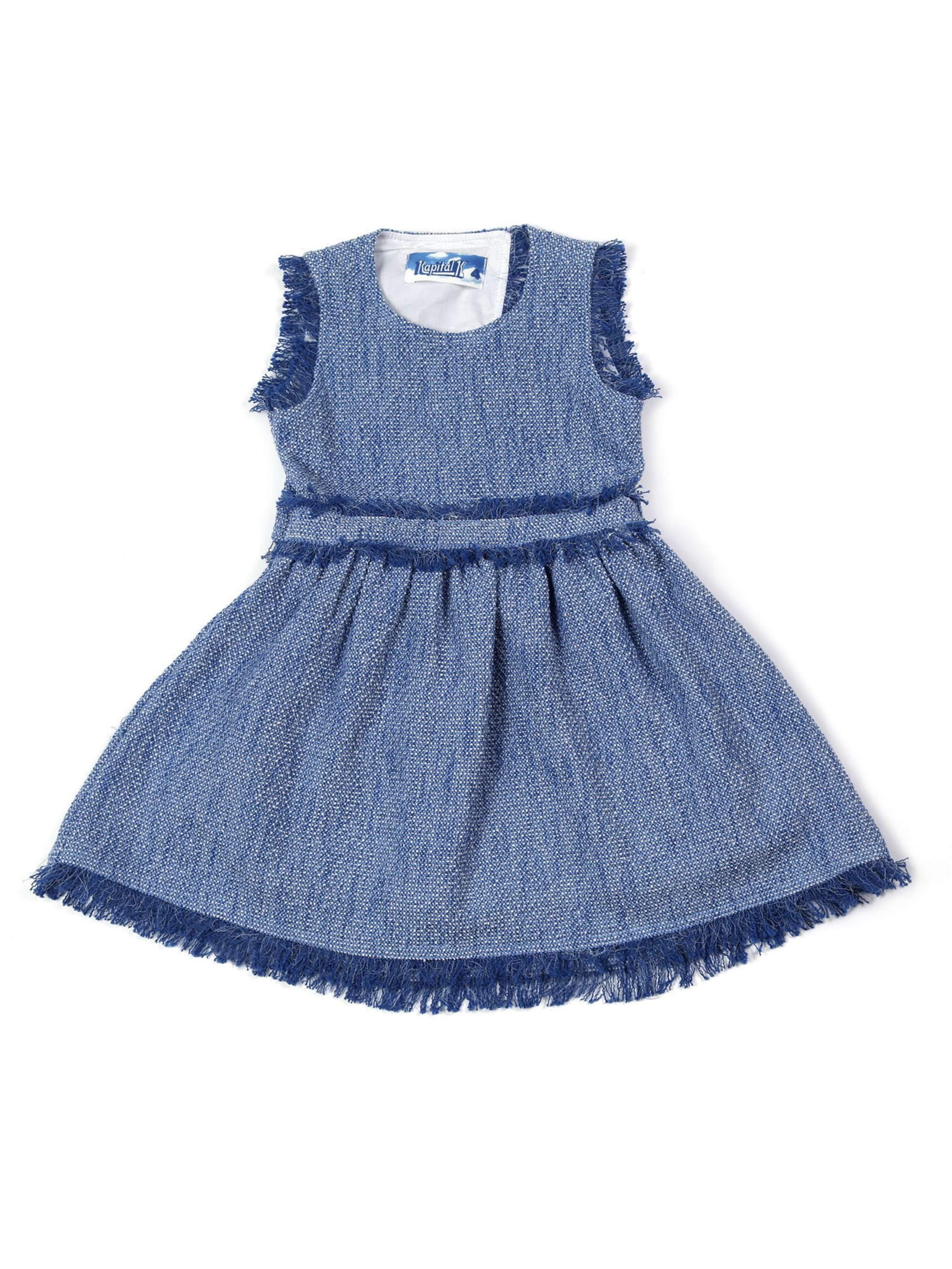Open Back Dress (Baby Girls & Toddler Girls)