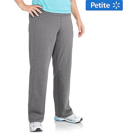 Petite Length - Women's Plus-Size Dri-More Straight Leg Pants, Available in Regular and Petite Lengths