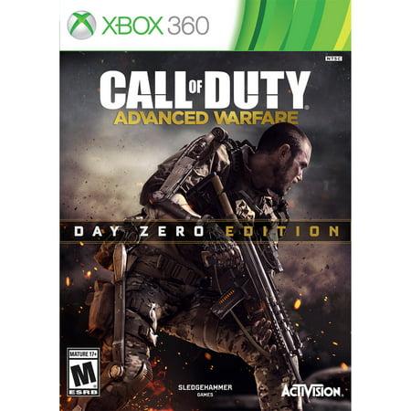 Call of Duty Advanced Warfare - Day Zero Edition (Xbox 360 ...