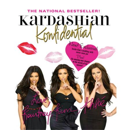 Kardashian Konfidential - eBook - Kourtney Kardashian Halloween