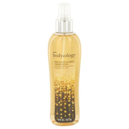 Bodycology Bronzed Amber Obsession Fragrance Mist, 8 fl -