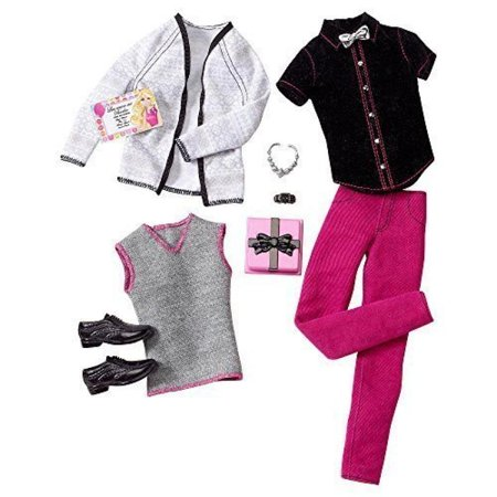 Barbie Ken Fashionista Closet (2 Pack) - Birthday Party