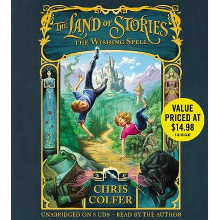 The Land of Stories: The Wishing - Halloween Wish Spells