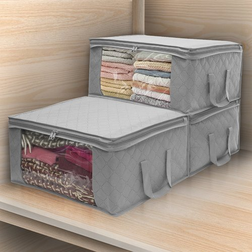 Rebrilliant Fabric Underbed Storage & Rebrilliant Fabric Underbed Storage - Walmart.com