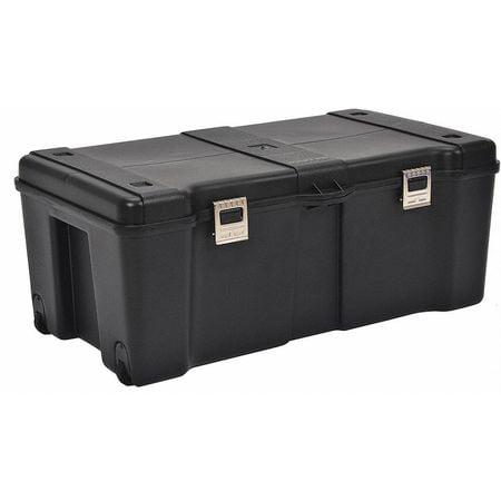 "CONTICO Rolling Tool Box,32""W x 17""D x 12-1/4""H 1320BK-1"