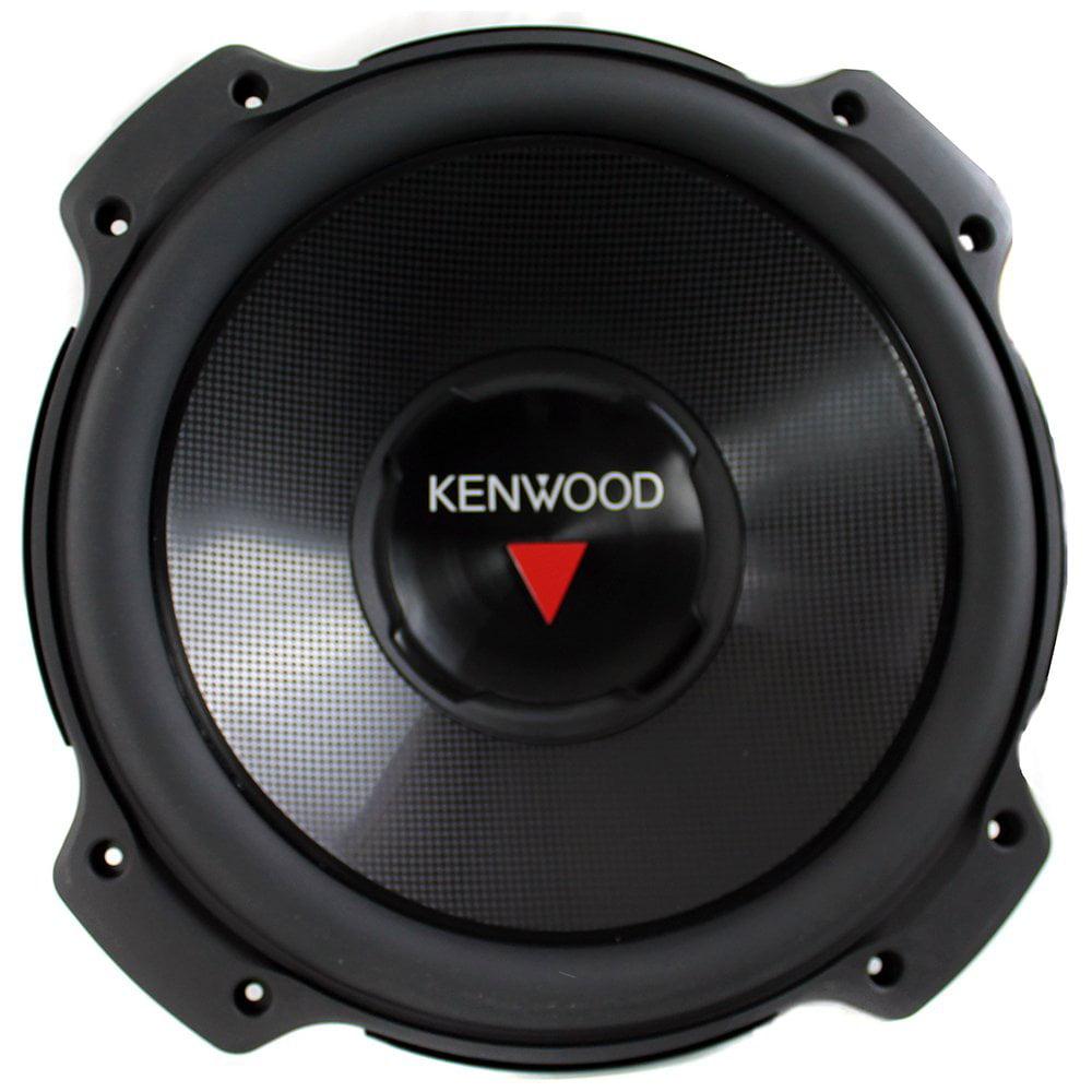 "Kenwood KFC-W3016PS 2,000-Watt 12"" Subwoofer with Oversized Cone"