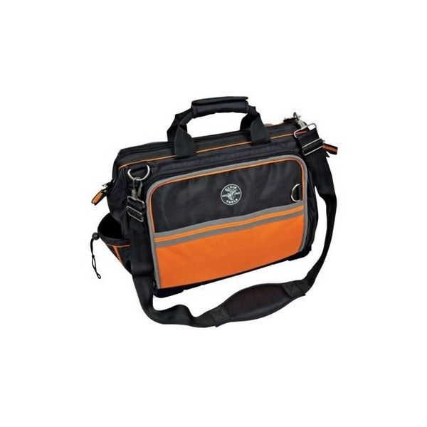 Klein Tools 22-18435 Tradesman Pro Ultimate Electricians Tool Bag by