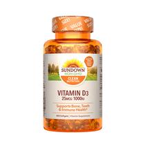 Vitamins & Supplements: Sundown Naturals Vitamin D