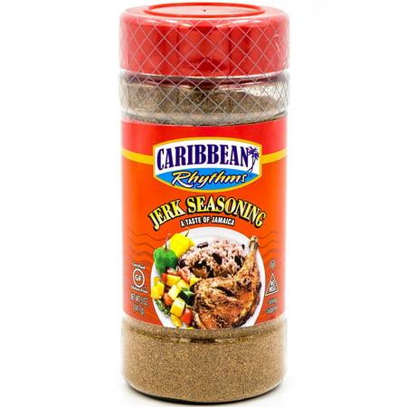 Caribbean Rhythms Jerk Seasoning, 5 Oz