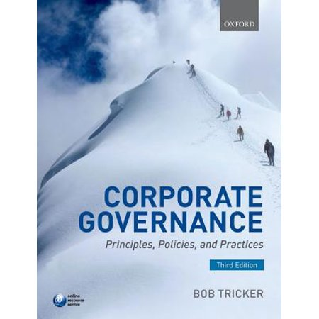 Corporate Governance : Principles, Policies, and (Corporate Travel Policy Best Practices)