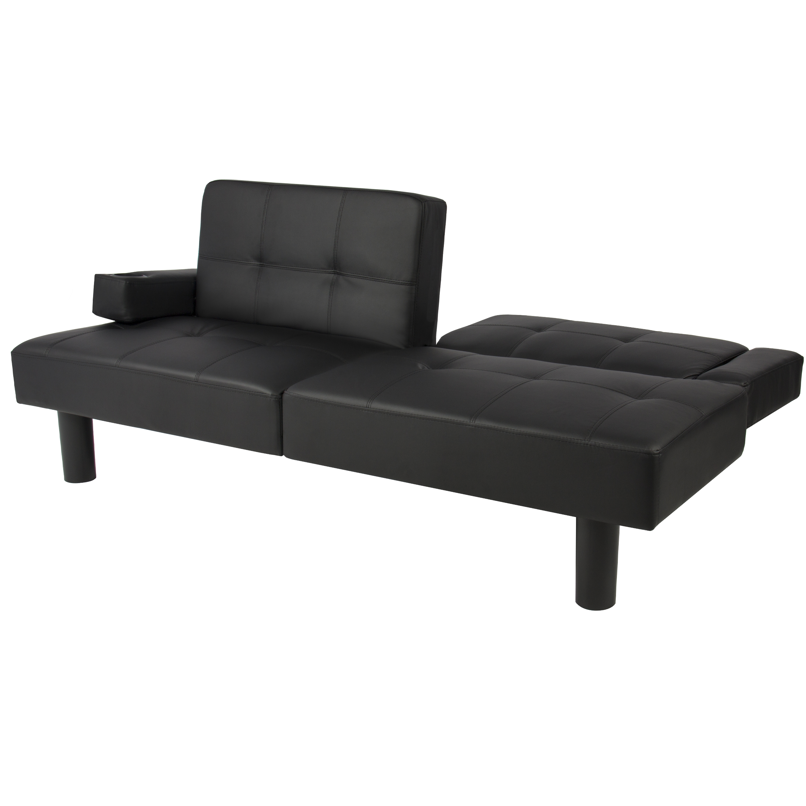 sofa ip storage bed mainstays colors tyler futon walmart multiple sleeper with couch com
