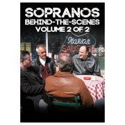 Sopranos Behind-The-Scenes Volume 2 of 2 () by