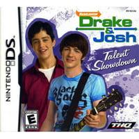 Drake & Josh Talent Showdown NDS