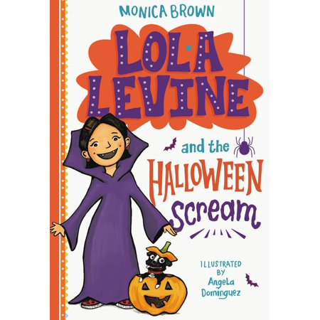 Lola Levine and the Halloween Scream for $<!---->