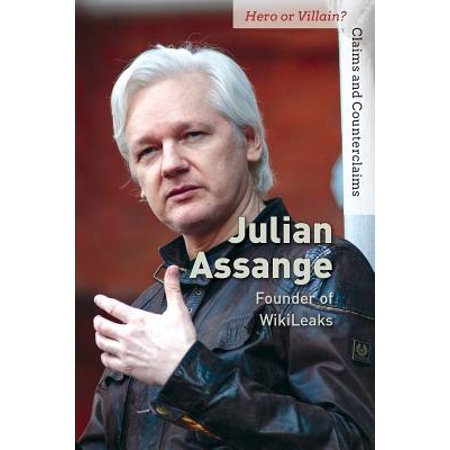 Julian Assange: Founder of - Julian Assange Halloween