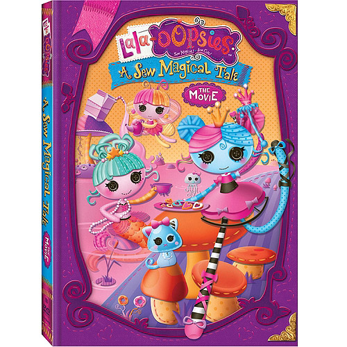 Lala-Oopsies: A Sew Magical Tale (Walmart Exclusive) (Widescreen, WALMART EXCLUSIVE)