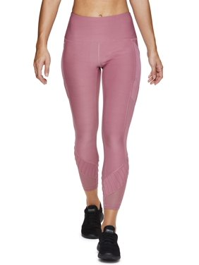 Women's Active 7/8 Moto & Mesh Printed Ankle Length Legging