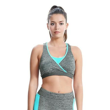 6486a8061 Freya Women s Intimate Apparel - Freya Women s Epic Underwire Crop Top Sports  Bra with Molded Inner