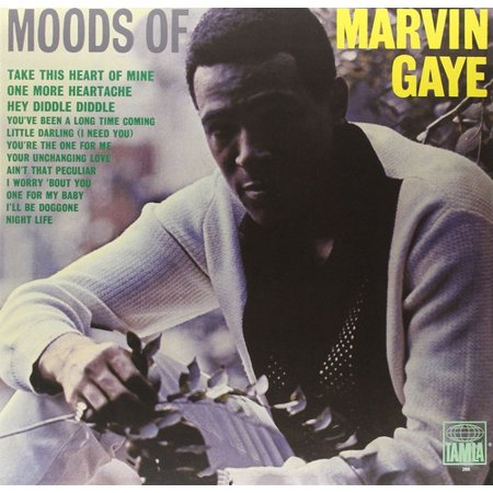 Moods of Marvin Gaye (Vinyl) (Best Of Marvin Sease)