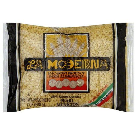 La Moderna Pearl Pasta  7 Oz  Pack Of 20