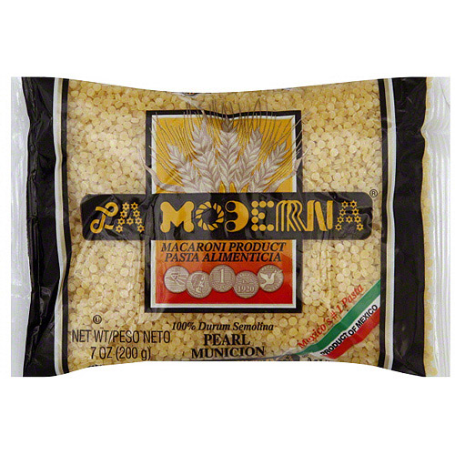 La Moderna Pearl Pasta, 7 oz (Pack of 20)
