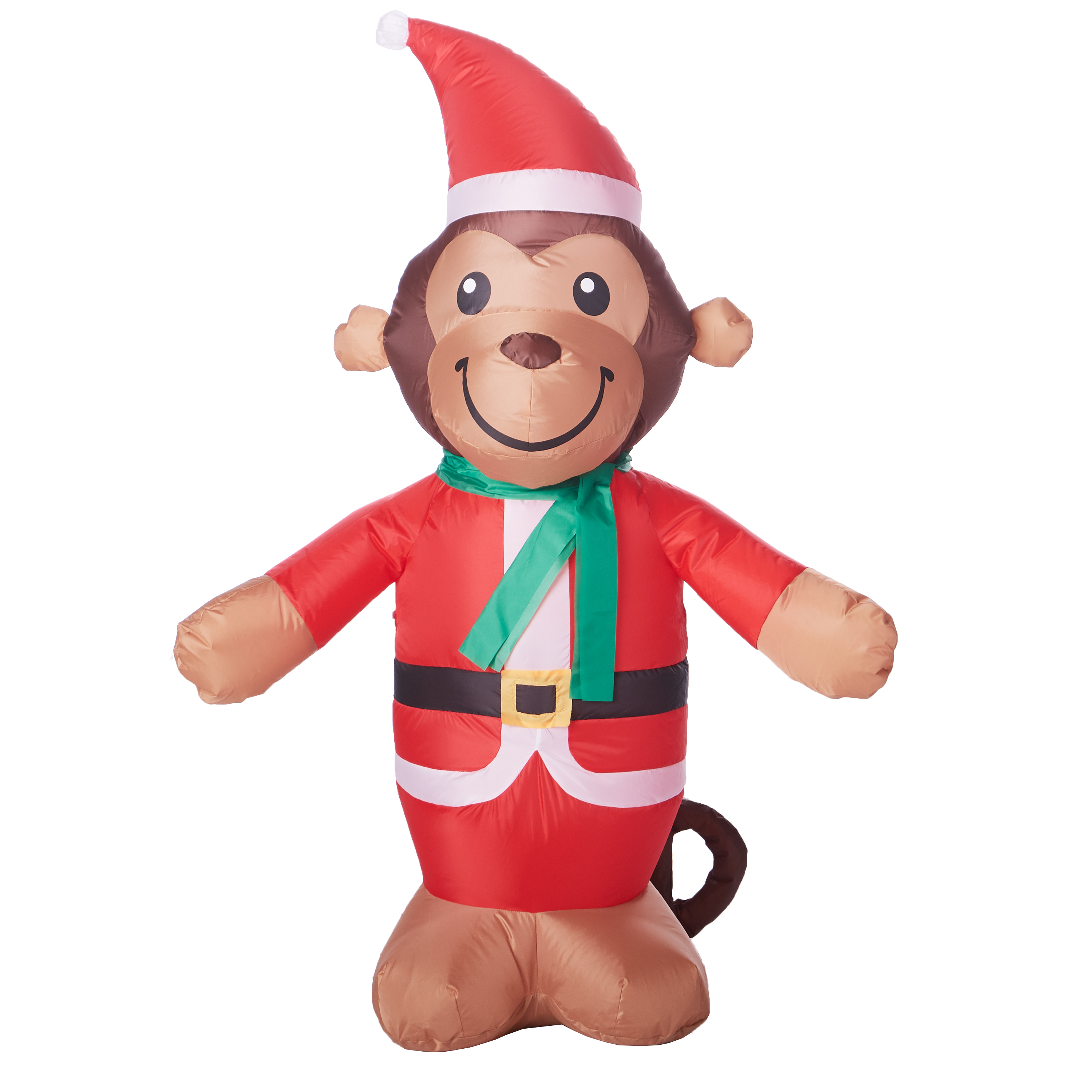 Holiday Time Inflatable Monkey Only $7.99