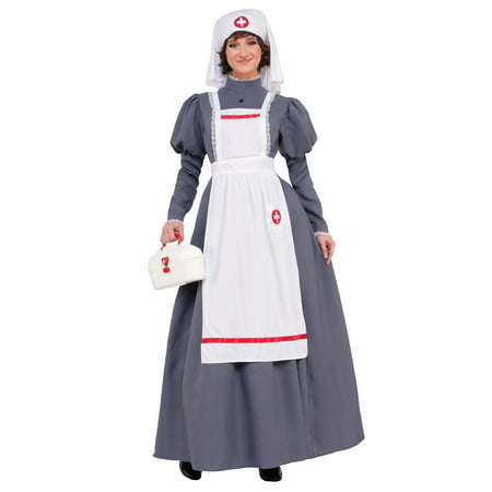 Civil War Nurse Costume (Civil War Dress Costume)