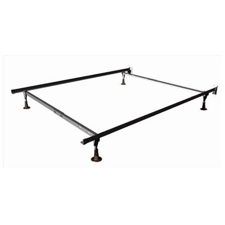 Mantua Mfg. Co. Insta-Lock Twin/Full Bed Frame (with glides ...