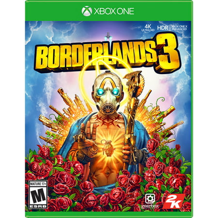 Borderlands 3, Take 2, Xbox One, 0710425594946