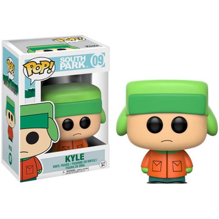 FUNKO POP! TELEVISION: SOUTH PARK - KYLE](South Park Halloween Avengers)