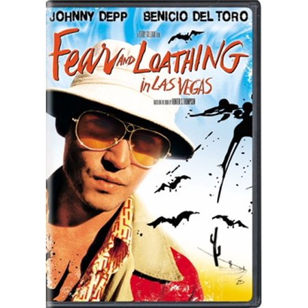 Fear And Loathing In Las Vegas (DVD)](Halloween City Jobs Las Vegas)