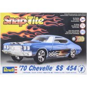 Plastic Model Kit-'70 Chevelle SS454 1:25
