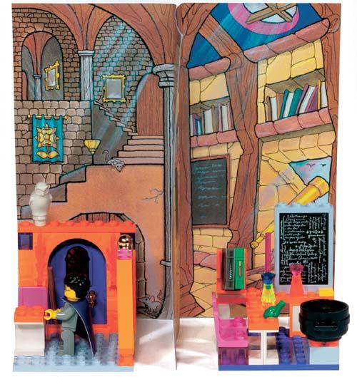 Lego Harry Potter : Hogwarts Classrooms