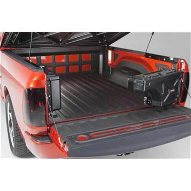 Undercover SC900P Right Side Wheel-Well Tool Box, 52.75 In.