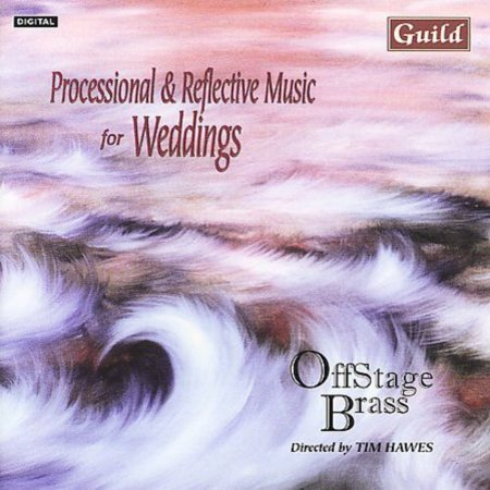 Offstage Brass - Processional & Reflective Music for Weddings [CD]