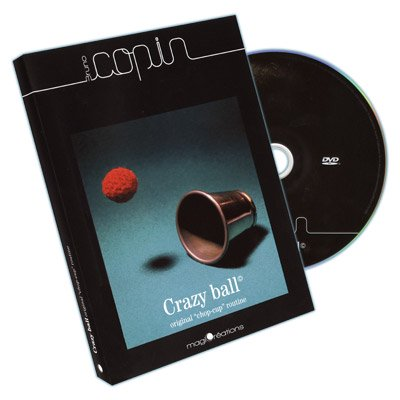 Crazy Ball By Bruno Copin   Dvd