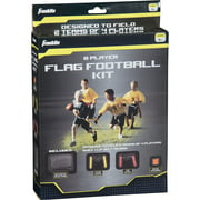 Franklin Sports 8-Player Youth Flag Football Kit by Franklin Sports