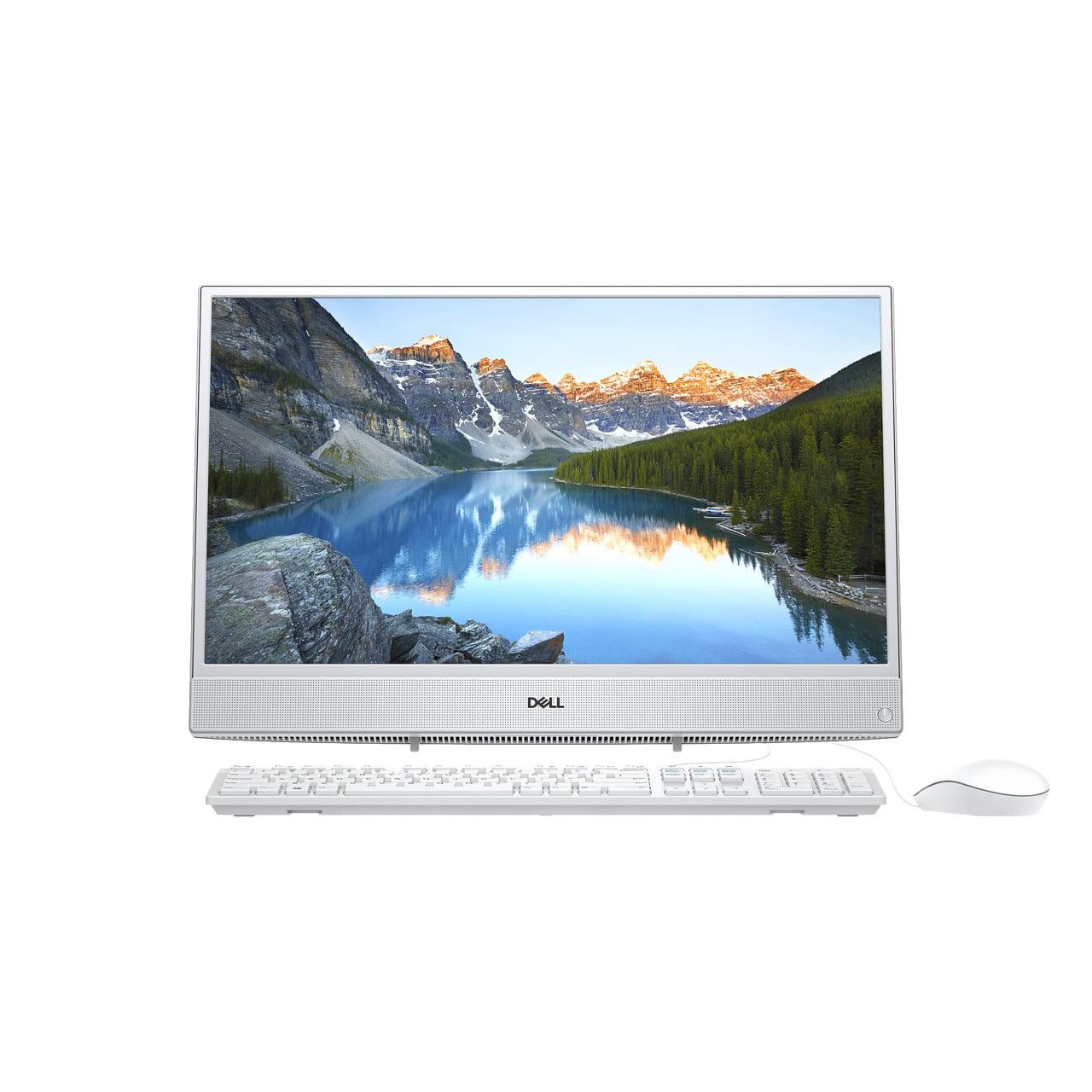 Dell Inspiron 22 3000 Touch- AMD E2-9000e - 1TB HDD- 4GB RAM