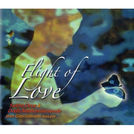 Sukha Deva   Dada Nabhaniilananda   Flight Of Love  Cd