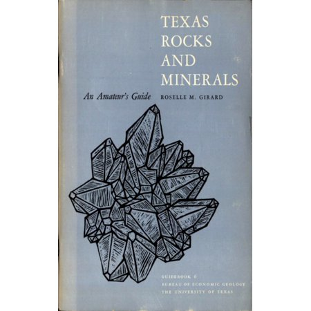 Texans Rock (Texas Rocks and Minerals - eBook )