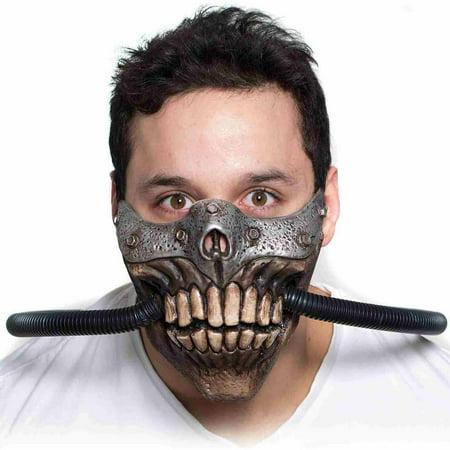 Fury in the Future Immortan Joe Half Mask - Predator No Mask