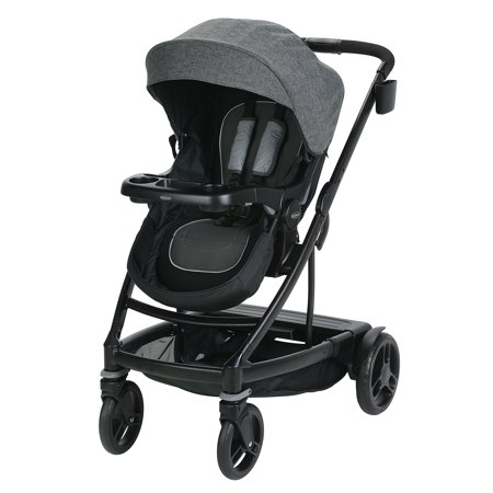 Graco Uno2Duo Stroller, Ellington (Graco Storage)