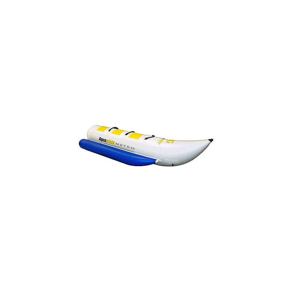 Aquaglide Metro Banana Boat 5 Person Towable Tube by Aquaglide