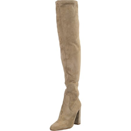 Steve Madden Women's Emotions Taupe Knee-High Boot -
