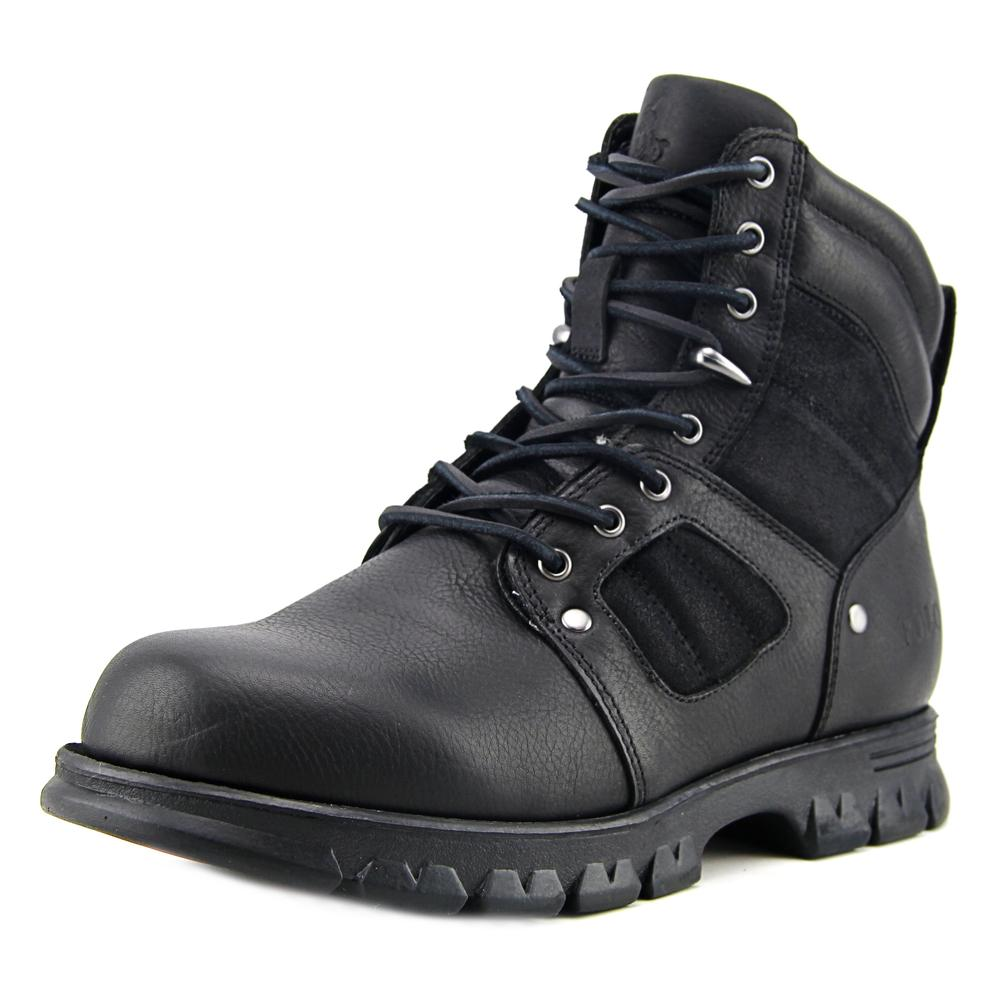 Polo Ralph Lauren DIEGO-BO-WBT Men  Round Toe Leather  Hiking Boot