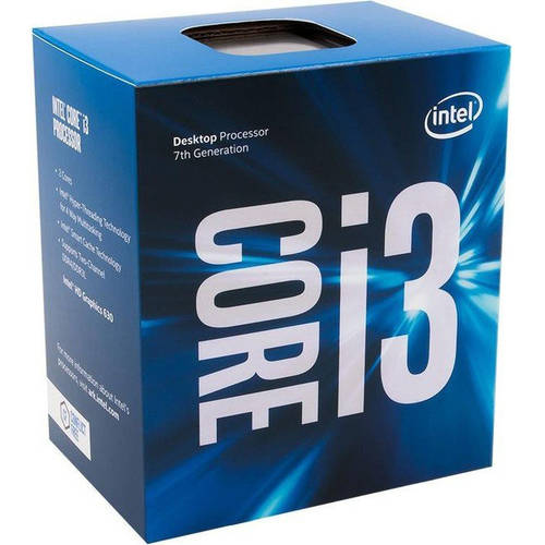 Intel Core i3 7100 Kaby Lake 3.90 GHz Dual-Core LGA 1151 3MB Cache Desktop Processor - BX80677I37100
