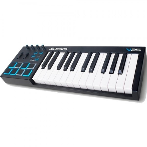 Alesis V25 Expressive USB Pad/Keyboard Controller