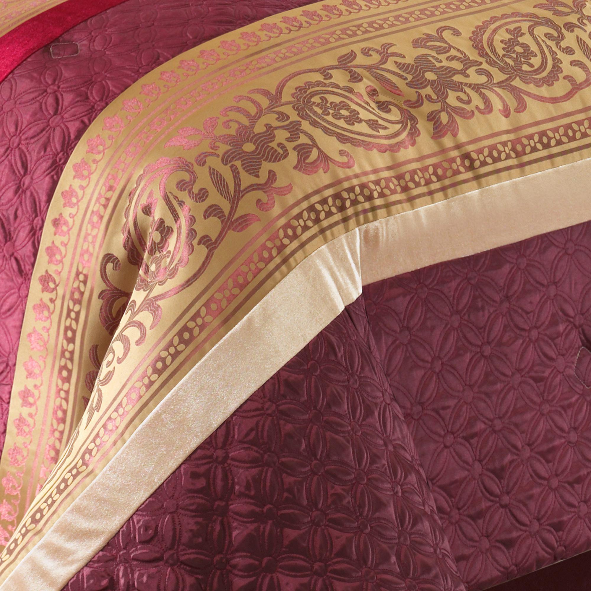 Better Homes and Gardens Nina 7-Piece Comforter Bedding Set ...